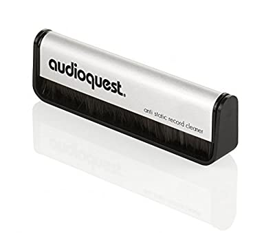 AudioQuest LP record clean brush by AUDIOQUEST