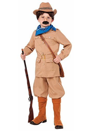 Forum Novelties Theodore Roosevelt Costume, Large