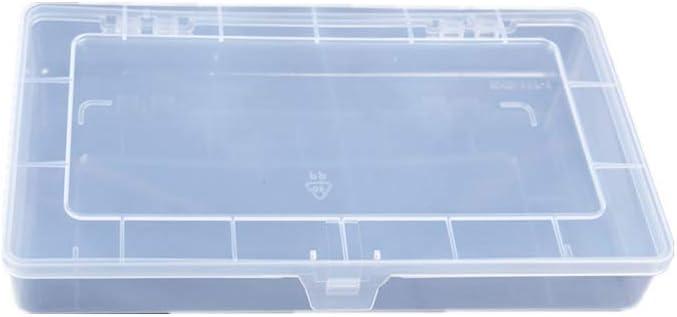 Ousyaah Caja de Almacenamiento de Mascarilla Desechable, Caja de Limpieza Transparente a Prueba de Polvo y Humedad, Caja de Almacenamiento de Algodón Filtrado: Amazon.es: Hogar