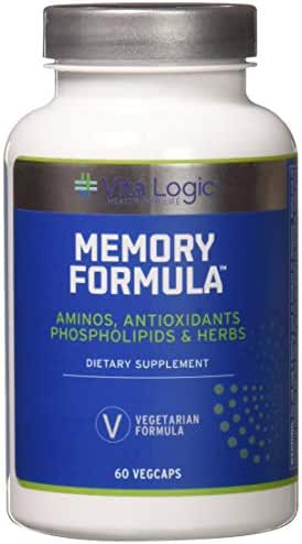 Vita Logic Memory Formula, 60 Count