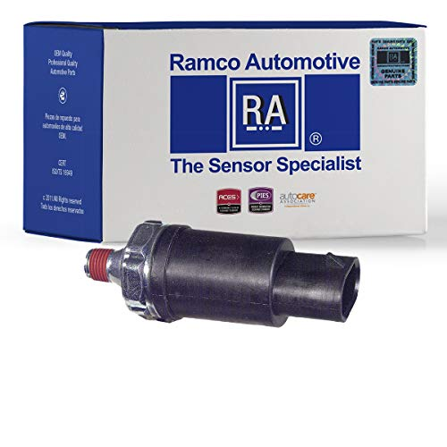 Ramco Automotive, Engine Oil Pressure Switch, Compatible with Wells PS204, Standard Motor Products PS233 PS232 (RA-OPS1033)