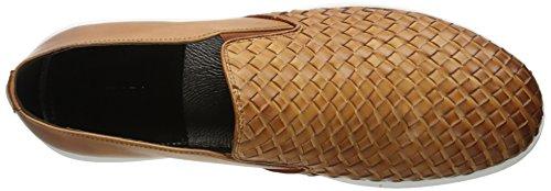 Zanzara Heren Echo Slip-on Loafer Cognac