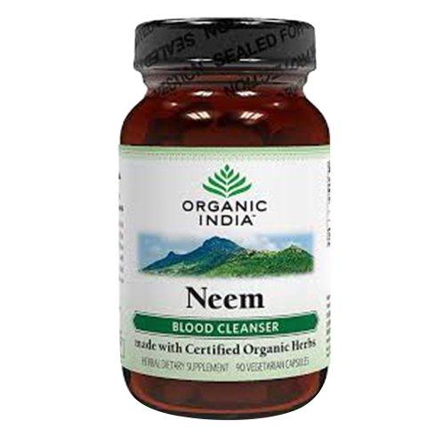 Organic India NEEM 90-Count