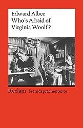 Who's Afraid of Virginia Woolf? Fremdsprachentexte