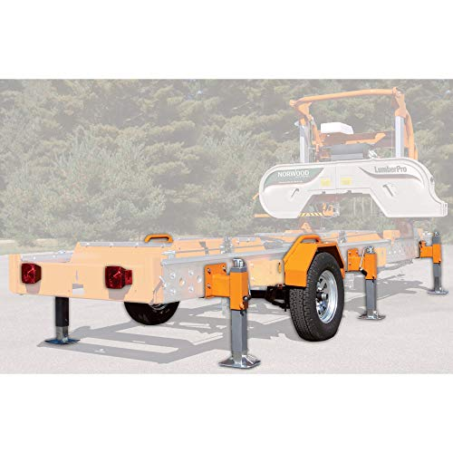 Norwood Trailer/Support Jack Package for
