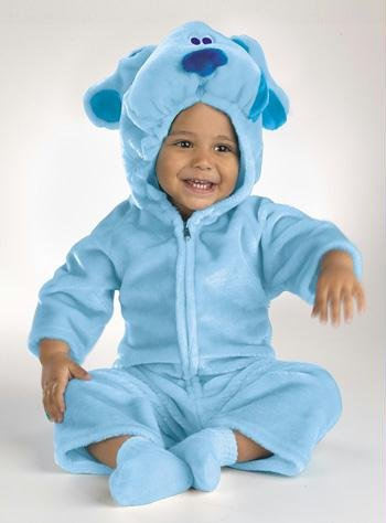 Blue's Clues Plush Costume: Baby's Size 12-18 Months