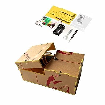 Amazon Com Bangbang Useless Box Diy Kit Useless Machine