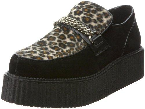 Demonia , Chaussures de ville à lacets pour homme