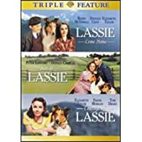 Lassie Come Home/Son of Lassie/Courage of Lassie (DVD) (3FE) (Multi-Title)