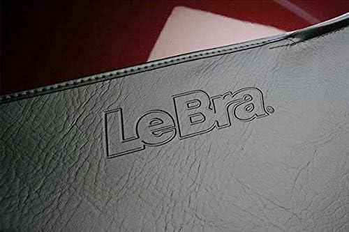 Black Vinyl LeBra Front End Cover Nissan Sentra