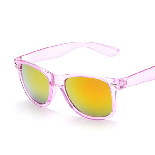 XFIERY SG800021C1 Explosion Models PC Lens Fashion Sunglasses,Plastic Frames - Bridge Outlets Road Shopping