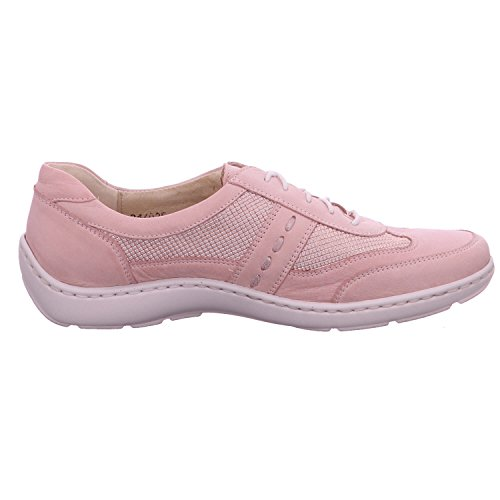 Waldläufer Henni - Zapatos de cordones de Piel para mujer Skin (rose)