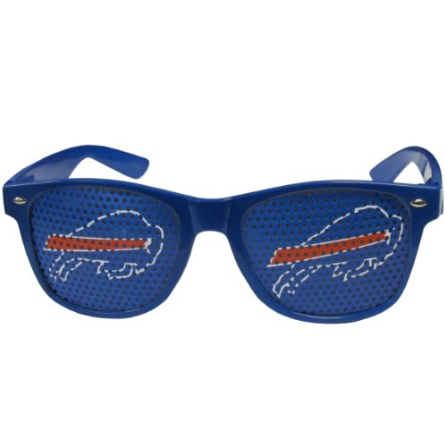 NFL Buffalo Bills Game Day Shades - Perforated Sunglasses