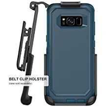 Belt Clip Holster for OtterBox Commuter Case - Samsung Galaxy S8 Plus (S8+) By Encased (case not included)