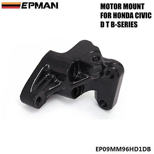 (EPMAN For 96-00 Honda Civic/DEL SOL EK B16/B18 D To B Series Engine Swap Post Mount)