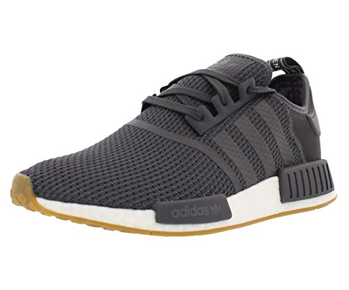 adidas Originals Men's NMD_R1 Grey Five/Grey Five/Black 10 D US