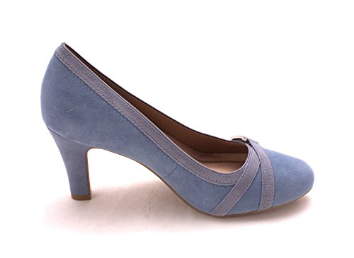Giani Bernini Vollett Femmes Bout Rond Synthétique Talons Nude Vintage Jean