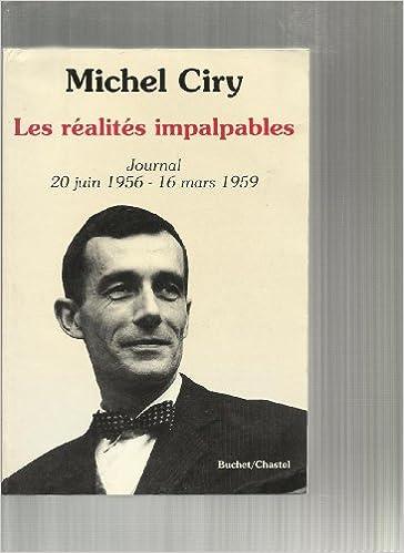 Read Les réalités impalpables epub, pdf
