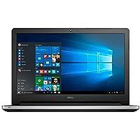 2016 Dell Inspiron 15 5000 Touchscreen 15.6-inch HD Laptop, AMD Quad-Core A10-8700P up to 3.2 GHz, 8GB Ram, 1TB HDD, DVD RW, Backlit Keyboard, Bluetooth, HDMI, Webcam, Windows 10- MaxxAudio Pro