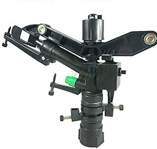 Suinga CA/ÑON DE RIEGO 1 agr/ícola 15-21 m AJUSTABLE 0-360/º Incluye soporte tripode metal 1.