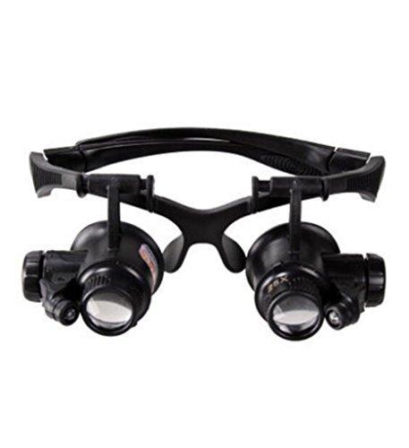 Glasses Mounted Led Light