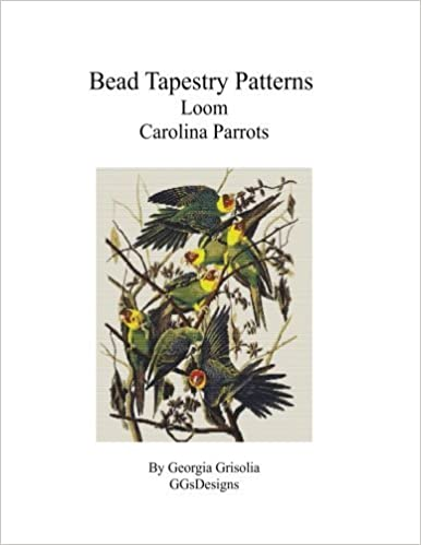 Ebooks gratuits en anglais télécharger pdfBead Tapestry Patterns Loom Carolina Parrots PDF 1533510520