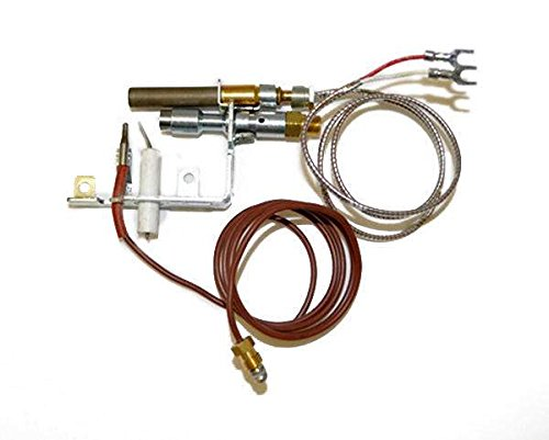Hearth Products Controls (HPC Vent-Free Millivolt ODS Pilot Assembly (73020), Natural Gas by Hearth Products Controls