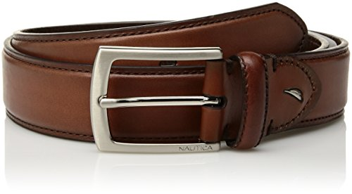 Nautica Belt Casual - Nautica Men's Casual Belt, tan, 34