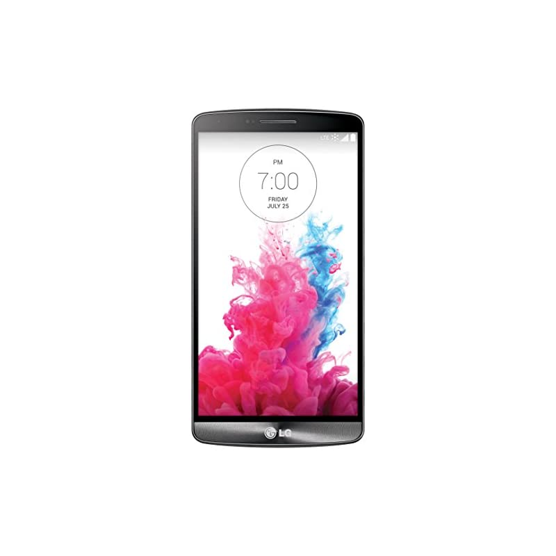 LG G3, Metallic Black 32GB (Verizon Wire