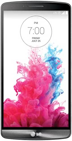LG G3, Metallic Black 32GB (Verizon Wireless)