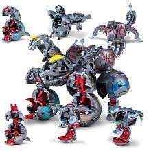 Bakugan Maxus Helios (7 Figures Combined Into 1) by Bakugan