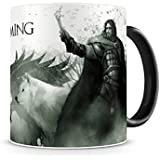 Caneca Mágica Game Of Thrones Winter is Coming