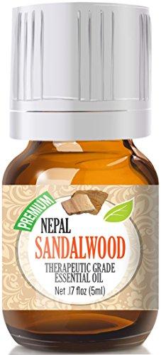 Sandalwood (Nepal) Best Therapeutic Grade Essential Oil - 5ml