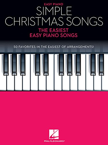 Simple Christmas Songs: The Easiest Easy Piano Songs