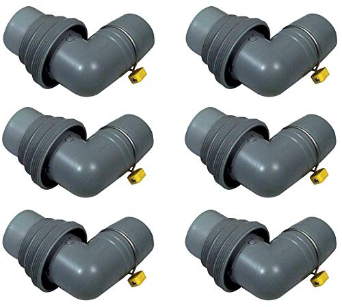 4in 1 Sewer Adapter - Camco  39144 Easy Slip Elbow and 4-in-1 Adapter (6)