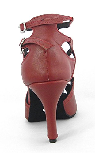 TDA - Zapatos con tacón mujer PU Red