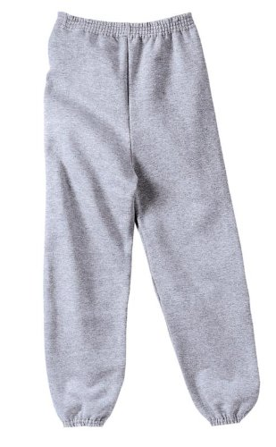 Port & Company PC90YP Youth Sweatpant,Medium,Athletic Heather