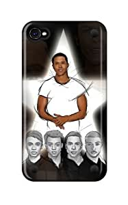 JLS Marvin For Iphone 4/4S Case Cover /4 Dual Case