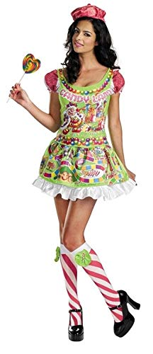(Candyland Deluxe Adult Womens Costume Board)