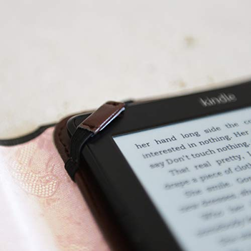 Book Cover Case for All 6'' eReaders inc. Paperwhite (Pride and Prejudice) by KleverCase (Image #5)