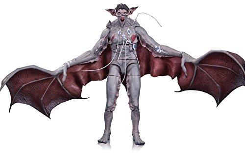 Super Hero Batman Arkham Knight Man-Bat Action Figures Toys