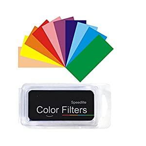 Buy Powerpak Godox CF-07 7 Color Universal Speedlite Filters Kit