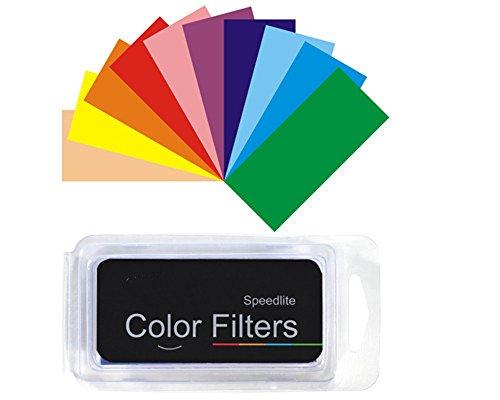 Buy Powerpak Godox CF-07 7 Color Universal Speedlite Filters Kit