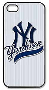 icasepersonalized Personalized Protective Samsung Note 2/MLB Sports New York Yankees Team Logo