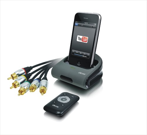 DEXIM DRA022  AV Dock Station with Remote Control For IPhone 3GS/3G/iPod Touch/iPod by Dexim (Image #5)