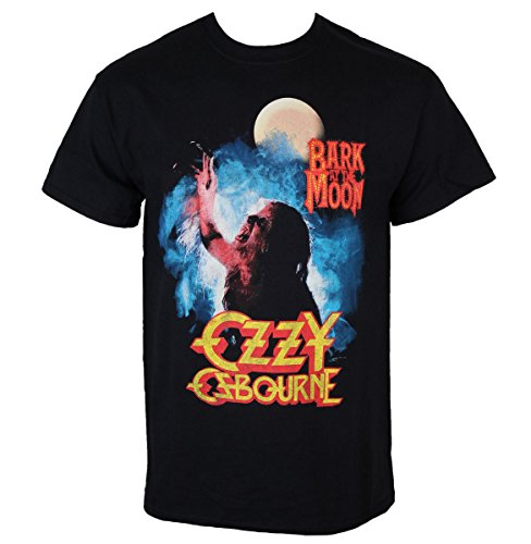 Männer Shirt Ozzy Osbourne - Bark At The Moon - ROCK OFF - OZZTS02MB XXL