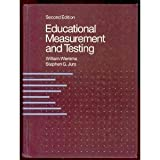 img - for Educational Measurement and Testing by William Wiersma (1990-04-03) book / textbook / text book