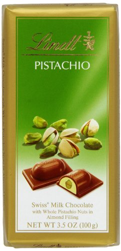 Pistachio Specialty Filled Bar Pack 12 product image