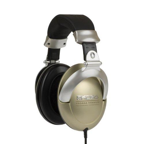Koss Pro4AAT Titanium Pro (Koss Studio Headphones)
