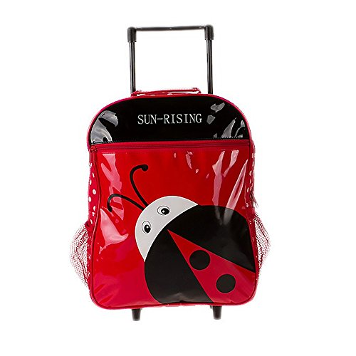 Kids Travel Suitcase Backpack Playful Childrens Durable Luggage Case (Baby Travel Trolley compare prices)